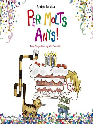 cover image of Per molts anys!