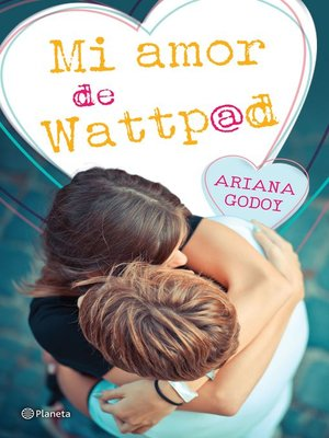 cover image of Mi amor de Wattpad
