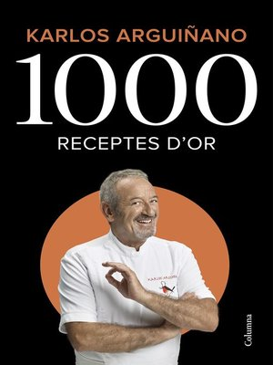 cover image of 1000 receptes d'or