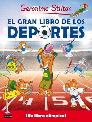 cover image of El gran libro de los deportes