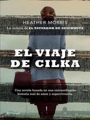 cover image of El viaje de Cilka (Edición mexicana)