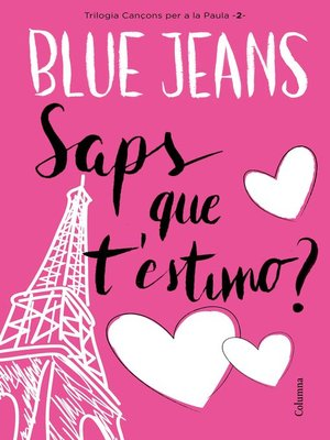 cover image of Saps que t'estimo?