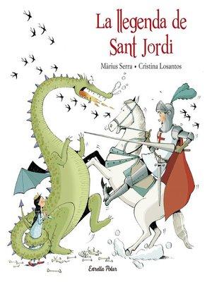cover image of La llegenda de Sant Jordi