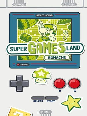 cover image of Super Games Land