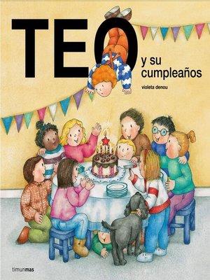 cover image of Teo y su cumpleaños