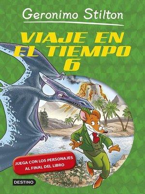 cover image of Viaje en el tiempo 6