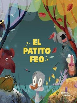cover image of El patito feo