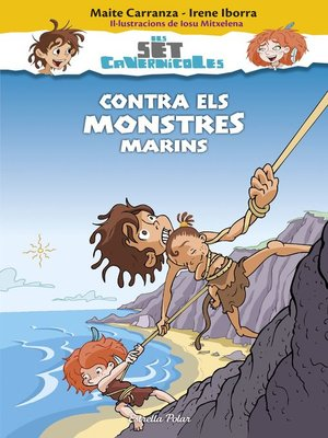 cover image of Contra els monstres marins