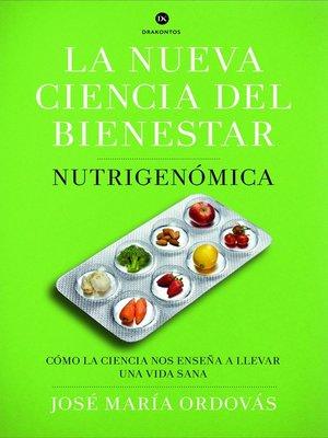 cover image of La nueva ciencia del bienestar