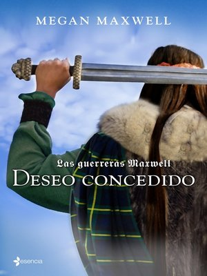 cover image of Las guerreras Maxwell, 1. Deseo concedido