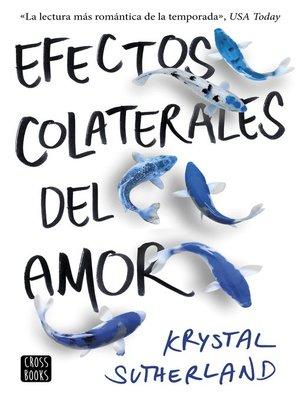 cover image of Efectos colaterales del amor