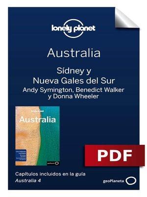 cover image of Australia 4_2. Sídney y Nueva Gales del Sur