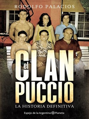 cover image of El clan Puccio