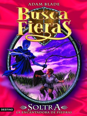 cover image of Soltra, la Encantadora de piedras