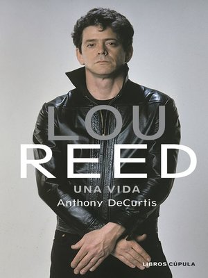 cover image of Lou Reed