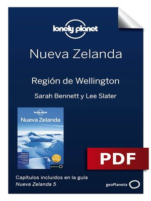 cover image of Nueva Zelanda 5_9. Región de Wellington
