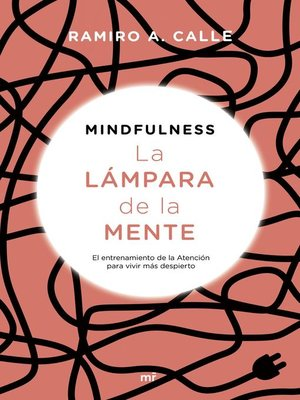 cover image of Mindfulness. La lámpara de la mente