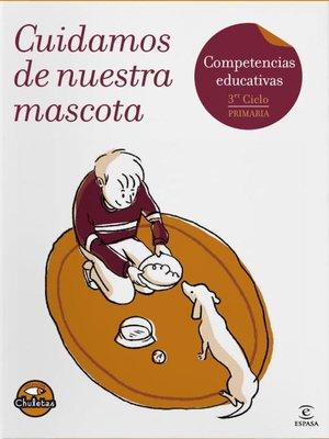 cover image of Cuidamos de nuestra mascota