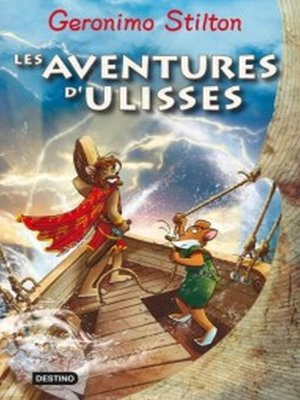 cover image of Les aventures d'Ulisses