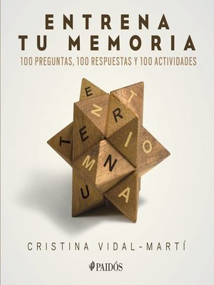 cover image of Entrena tu memoria