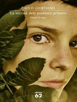 cover image of La solitud dels nombres primers