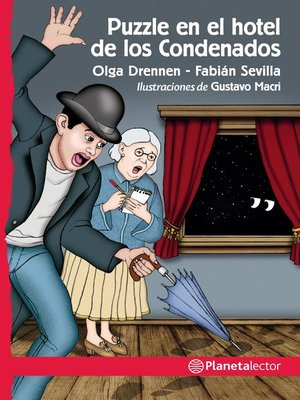 cover image of Puzzle en el hotel de los condenados