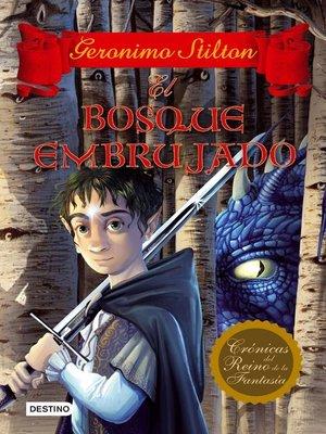cover image of El bosque embrujado