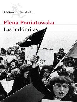 cover image of Las indómitas