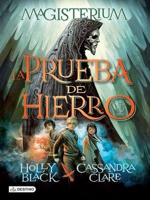 cover image of Magisterium 1. La Prueba de Hierro (Edición mexicana)