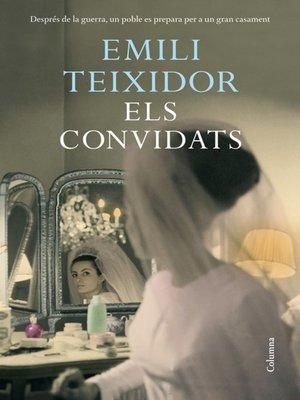 cover image of Els convidats