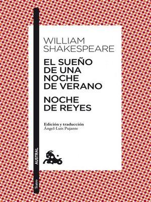 cover image of El sueño de una noche de verano / Noche de Reyes