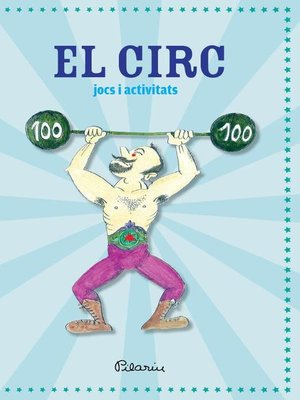 cover image of El circ. Busca i troba (Ebook interactiu)
