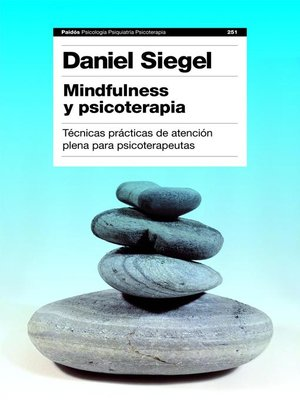 cover image of Mindfulness y psicoterapia