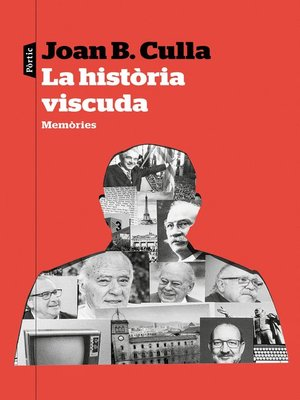 cover image of La història viscuda