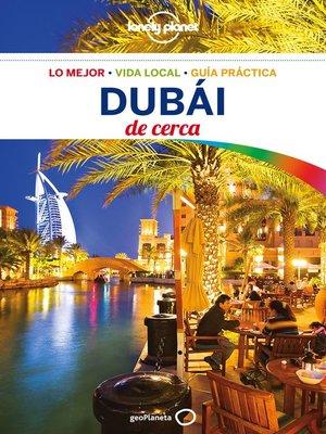 cover image of Dubái De cerca 1