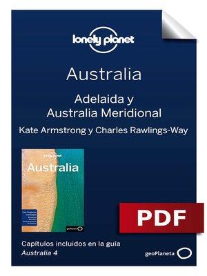 cover image of Australia 4_7. Adelaida y Australia Meridional