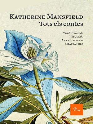 cover image of Tots els contes