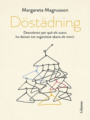 cover image of Döstädning