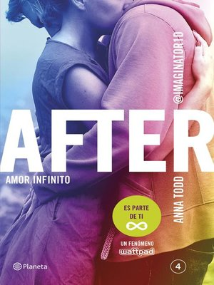 cover image of After. Amor infinito