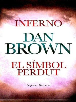 cover image of Inferno + El símbol perdut (pack)