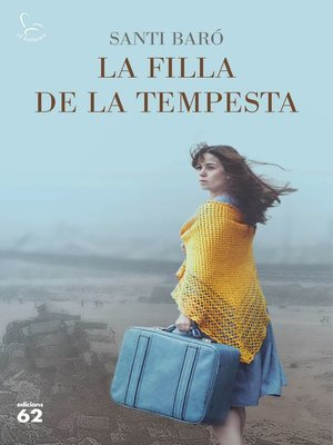 cover image of La filla de la tempesta
