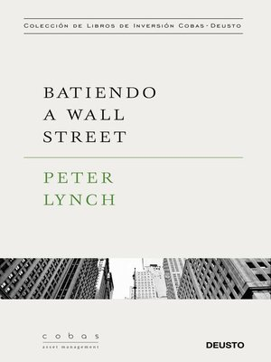 cover image of Batiendo a Wall Street