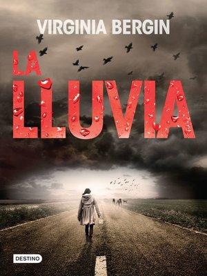 cover image of La lluvia