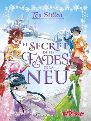 cover image of El secret de les fades de la neu
