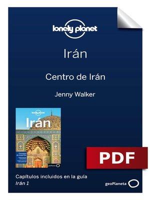 cover image of Irán 1. Centro de Irán