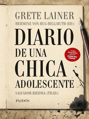 cover image of Diario de una chica adolescente