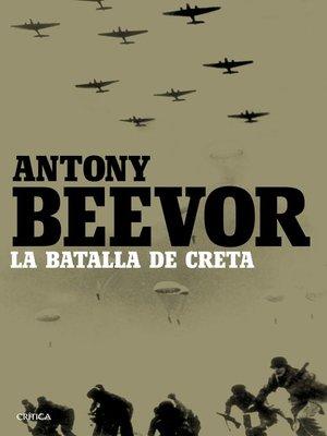 cover image of La batalla de Creta