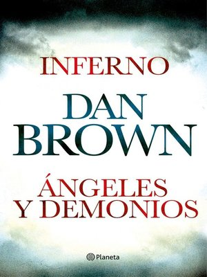 cover image of Inferno + Ángeles y demonios (pack)
