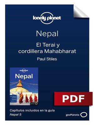 cover image of Nepal 5_6. El Terai y cordillera Mahabharat