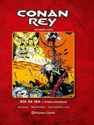 cover image of Conan Rey nº 07/11